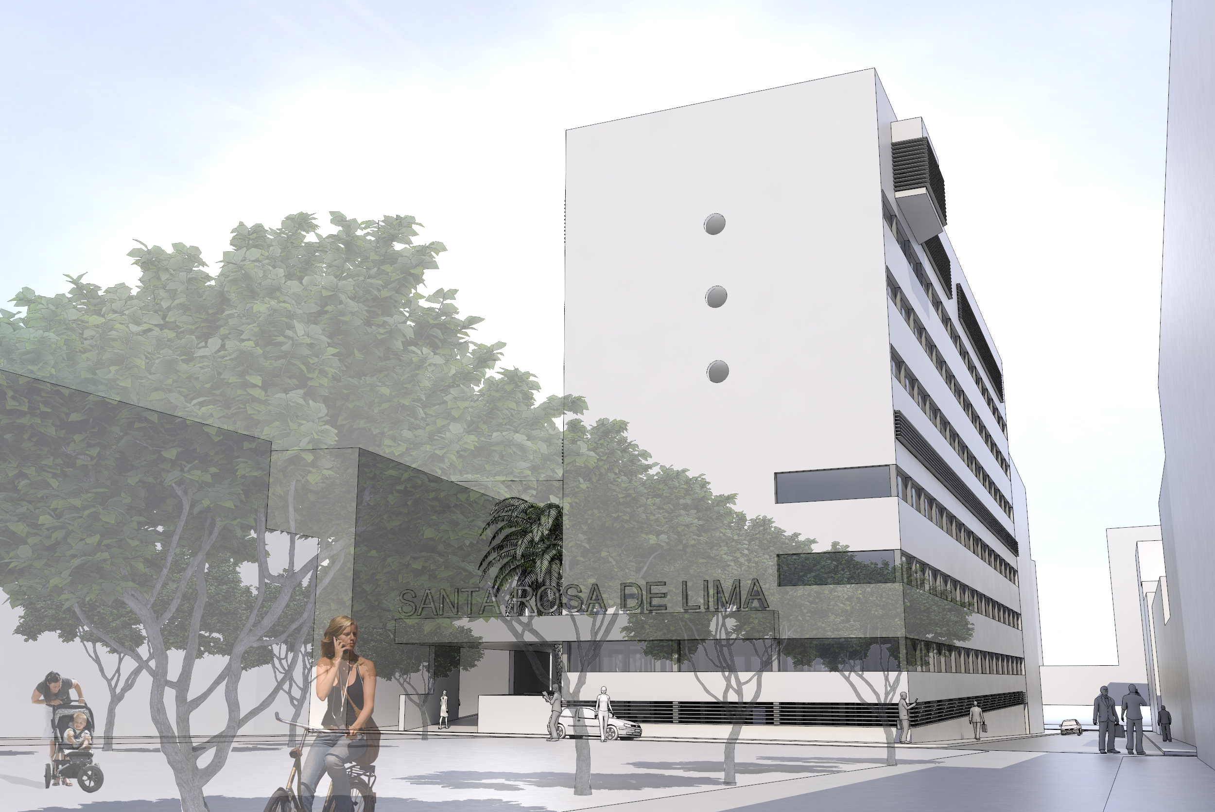 Relatio. HOSPITAL SANTA ROSA DE LIMA EN LORCA (MU)